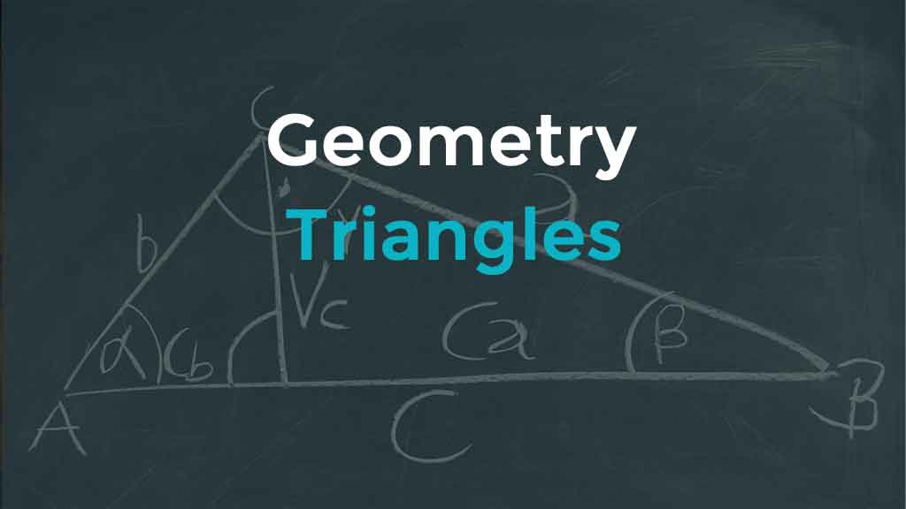 GRE Geometry Practice Question