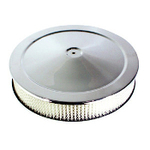 14″ Chrome Air Cleaner Assembly