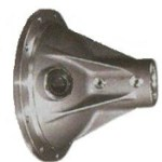 Magnesium Right Side 6 Rib Bell with Inspection Plug