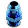 -10 Male to 18 x 1.5mm Male (Aluminum) Metric Port Fitting