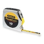 Stanley Stagger Tape 10′ x 1/4″