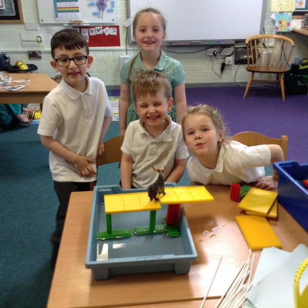 Early Years Stem Greasbrough Primary School