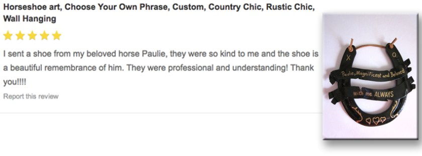 Customer Testimonial