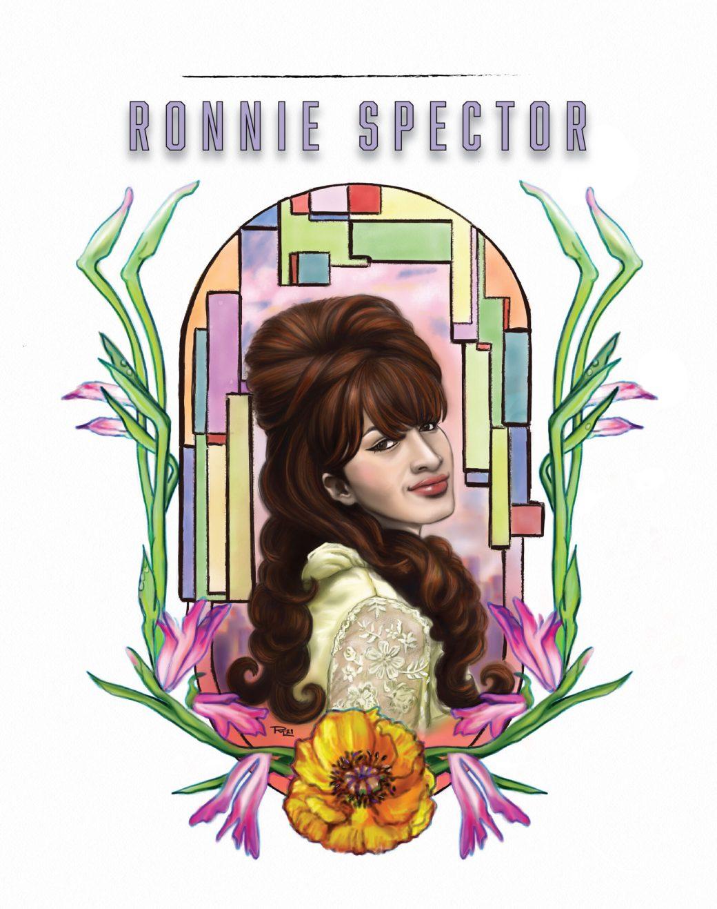 Ronnie Spector Fine Art