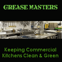 Grease Masters  Keeping Commercial Kitchens Clean  Green  6369163115
