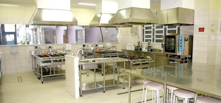 commercial kitchens kitchen cabinets tucson grease masters keeping clean green 636 916 cleaning services