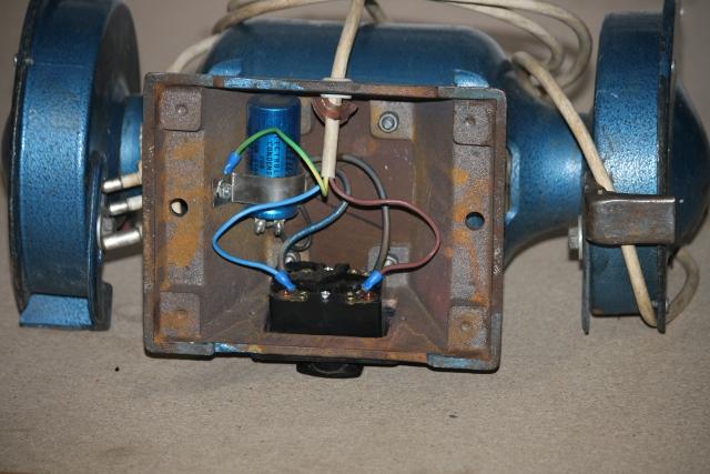 bench grinder switch wiring diagram