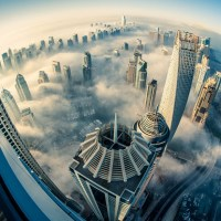 Great Atmosphere - The city in the clouds, Dubai