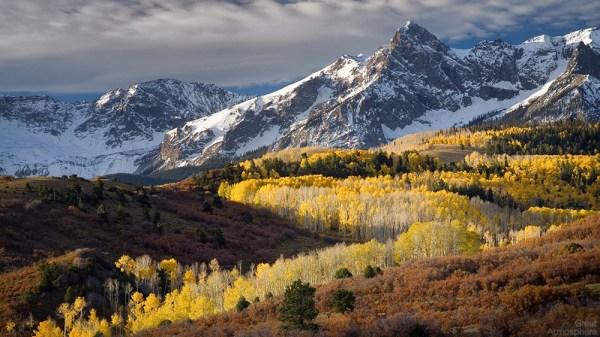 amazing landscape colorado hills