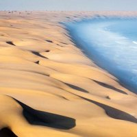 Namibia, where the desert meets the sea!