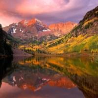 Amazing Colors, Colorado, Sunrise, Aspen on Great Atmosphere
