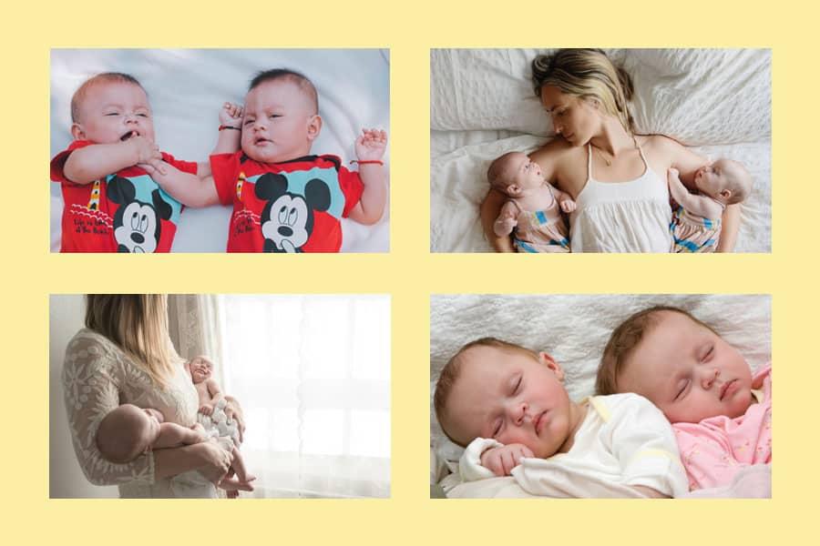 How To Make Twin Babies Sleep Well - GreatBabyBuys.com