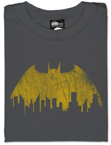 Great Batman logo t-shirt