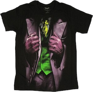The Joker Costume