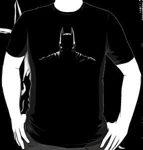 Batman silhouette t-shirt
