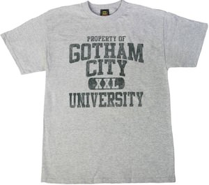 Gotham City University t-shirt
