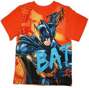 Batman Rise From The Darkness t-shirt for toddlers