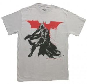 Graffiti Dark Knight Rises T-Shirt
