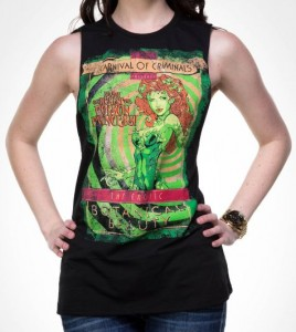 Poison Ivy Botanical Beauty Tank Top