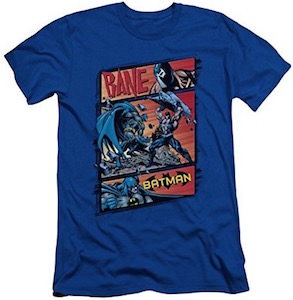 Bane And Batman Epic Battle T-Shirt