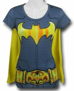 Batman Batgirl Suit Costume T-Shirt