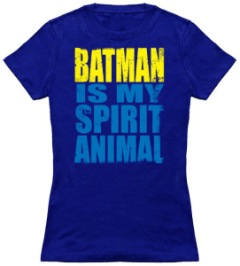 Batman Is My Spirit Animal T-Shirt