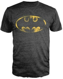 Batman Worn Out Symbol T-Shirt