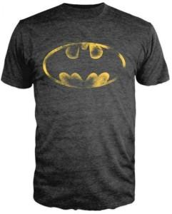 Batman Worn Out Symbol T-Shirt