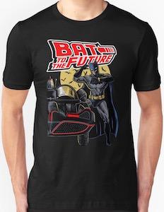 Batman Bat To The Future T-Shirt