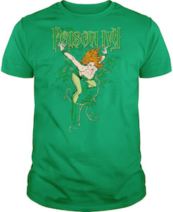 Poison Ivy Bowing Down T-Shirt