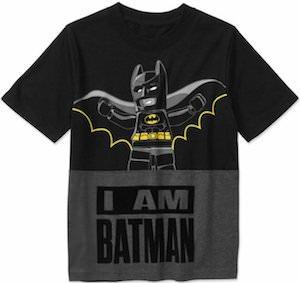 I AM LEGO Batman Kids T-Shirt
