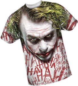 The Joker Face HaHa T-Shirt