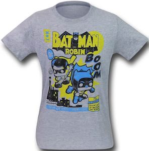 Funko Batman And Robin T-Shirt
