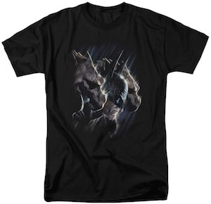 Batman And The Gargoyles T-Shirt