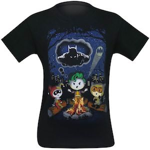 The Joker Tells Campfire Stories T-Shirt