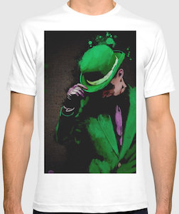 The Riddler And His Hat T-Shirt