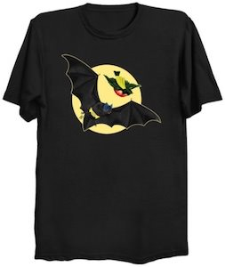 Bat And Bird T-Shirt