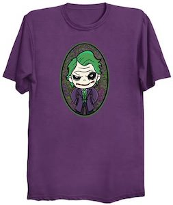 Chibi The Joker T-Shirt
