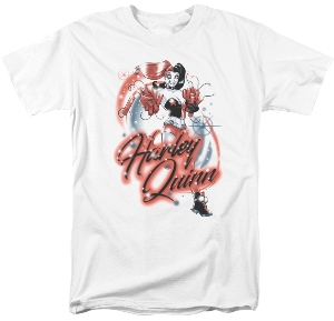 Harley Quinn Holding Dynamite T-Shirt