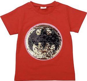 Batman VS Superman Sequin T-Shirt