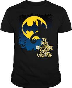 The Dark Knightmare Before Christmas T-Shirt