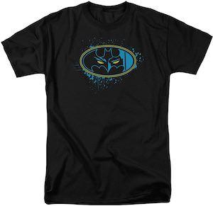 Batman Mask Logo T-Shirt