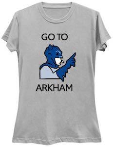 Batman Go To Arkham T-Shirt