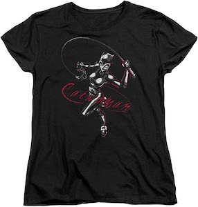 Catwoman And Her Whip T-Shirt
