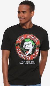 The Joker Comedy Club T-Shirt