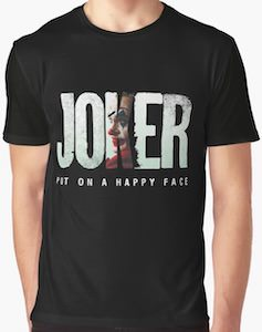 Joker Put On A Happy Face T-Shirt