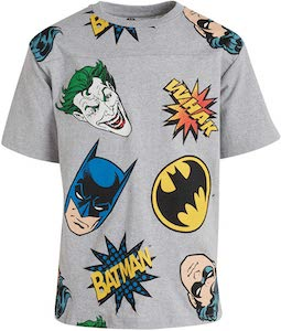 Kids Batman Images T-Shirt