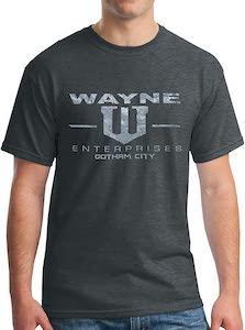 Wayne Enterprises Logo T-Shirt