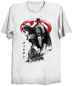 Batman Caped Crusader T-Shirt