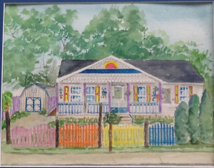 """Key West in Somers Point"" by Nora O'Mara"
